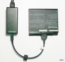 External Laptop Battery Charger for Toshiba Satellite A30 A35 2430 2435, PA3250U