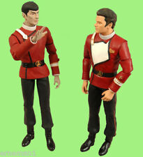 Kirk + Spock in Movie Unfiorm - STAR TREK II - 2 pack Action Figuren Rarität ovp