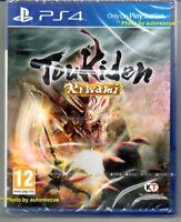 Toukiden Kiwami  'New & Sealed'   *PS4(Four)*