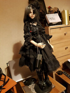 Beautiful 1/3 Gothic BJD doll