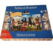 BATTAGLIA BATTLE OF WATERLOO FRENCH CAVALRY 7212 1/72 25MM 32 ACCURATE FIGURES