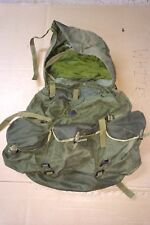3 Canadian Military Army 82 Pattern Webbing Rucksacks, NO Frame, set of 3