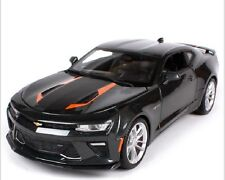 Maisto 1:18 2017 FIFTY 50 Anniversary Chevrolet Camaro Diecast Model Car Toy