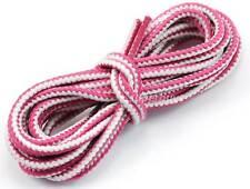 "White Pink 90cm Timberland Hiking Trekking Shoe Work Boot Laces Trek Hike 36"""