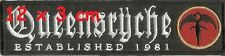 QUEENSRYCHE  - Strip patch - FREESHIPPING