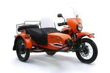 Side Car Shark Teeth Decal Parts fits Ural Motorcycle