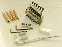 Floyd Rose Lic Tremolo Bridge Double Locking Chrome #BL001-CR