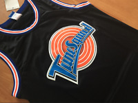 BLACK Tune Squad Space Jam Jerseys - ALL Characters Available- MJ Bugs Lola etc.