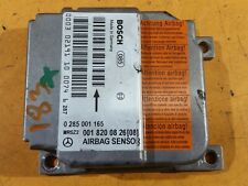 Mercedes SLK 230 R170 Ein Tasche Kontrolle Modul 0018200826 2.3L 2002