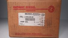 DETROIT DIESEL OIL PUMP 23512618 S50 S60