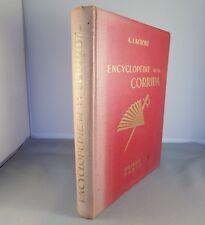 A. LAFRONT / ENCYCLOPEDIE DE LA CORRIDA / 1950 PRISMA (dessins, photos...)