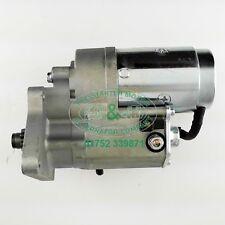 MAZDA MPV 2.5 TD STARTER MOTOR S1351