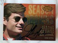Autographed Jeff Gordon  # 11 0f 15 Fleer Cards 1996 NASCAR Signed