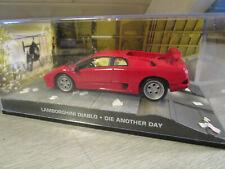 IXO James Bond 007 Lamborghini Diablo Die Another Day 1:43