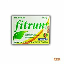 FITRUM GREEN TEA EXTRACT (3 box-90 caps) Dietary Supplement Weight Loss /Control