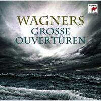 GEORGE SZELL - WAGNERS GROßE OUVERTÜREN CD NEU WAGNER,RICHARD