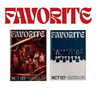 NCT 127 3rd Repackage Album [Favorite] 2Ver SET CD+P.Book+P.Card+B.Mark+F.Poster