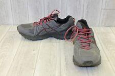 ASICS GEL-Kahana 8 Athletic Sneakers, Men's Size 12, Grey/Red (Damaged)