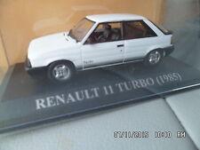RENAULT 11 TURBO 1985  IXO 1/43 Neuf en boite  H42