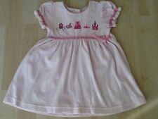 Baby Mädchen Prinzessin Kleid Samt Disney Gr. 80/86(18 Mon.) Rosa Super süß!!!