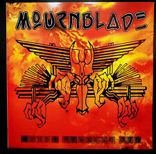 Mournblade 'Times Running Out' 1985 LP, unplayed stock