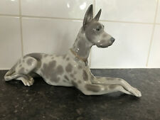 More details for lladro great dane, 1068. lovely condition, approx 12
