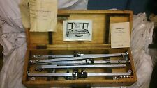Antique USSR Soviet Russian Army SHIP pantograph 1941 military depots storage