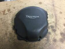 Triumph Daytona 900 Black Clutch Cover