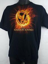 The Hunger Games Graphic Black Tshirt Size Medium