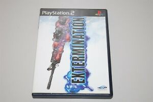 Extermination Japan Sony Playstation 2 PS2 game