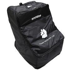 Emmzoe Wheelie Car Seat Padded Luggage Check-in Travel Bag Case - Waterproof