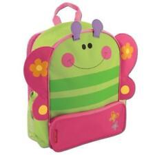GIRLS Butterfly Backpack SIDEKICK School Bag Rucksack Girls Kids Stephen Joseph