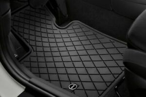 Genuine Front All Season Floor Mats Set for Mini R60 F60 Cooper Contryman S ALL4