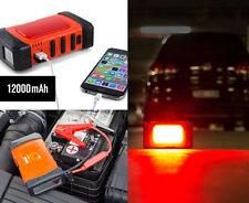 Rescue Frog Jump Starter 12V Portable Emergency Battery Booster Pack Power Bank