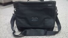 Vintage Tumi Nylon Laptop Satchel Messenger Bag