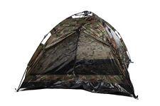 Tente de Pêche Camping Automatique Construction Rapide Jagdzelt Woodland