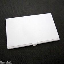 Aluminium Business Card Holder Case