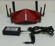 D-Link DIR-890L/R AC3200 Tri-Band Ultra Performance Wi-Fi Router (45048)