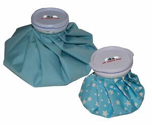 2X set Kühlbeutel Eisbeutel kältetherapie kältekompresse kalt wärmflasche pack