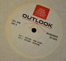 RADIO PSA DJ ONLY RECORD Paine Weber Jackson & Curtis Microgroove 1042 Business