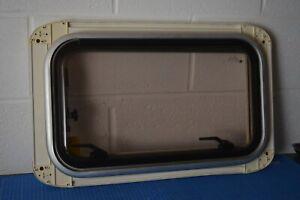 Caravan Window - PolyVision Window & Interior Blind - Bailey - 2005 - 630x380