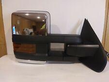 2016-2019 Chevrolet Silverado 2500 HD 3500 HD Mirror w/power folding right Oem