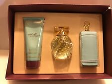 With Love by Hilary Duff Women Set: 1.7 oz EDP + 3.4 oz Body Lotion + MP3 Case