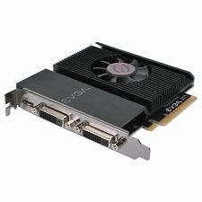 EVGA GeForce GT 710 2GB DDR3 PCI Express (PCIe) Dual DVI Video Card w/mini-HDMI