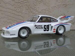 Carousel 1 1/18 Porsche 935 #59 Gregg 1979 IMSA Champion Brumos 5101 New Rare