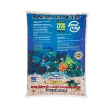 8-pond of Nature's Ocean Bio-Activ Live Aragonite Live Reef Substrate