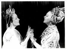 Photo de presse originale de Elizabeth Taylor et Ava Gardner ( PV )