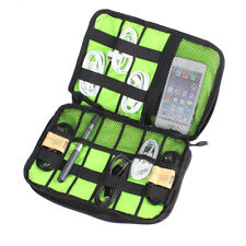 Travel Electronic Accessories Cable USB Drive Earphone Insert Organizer Bag 1Pc