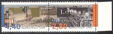 FRANCE 1993 louvre/ART/Museum/peintures/bâtiments/architecture S-T pr (n40615a)