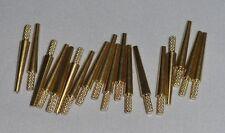 Brass Single #2 Medium Dowel Pins 1,000 Pk